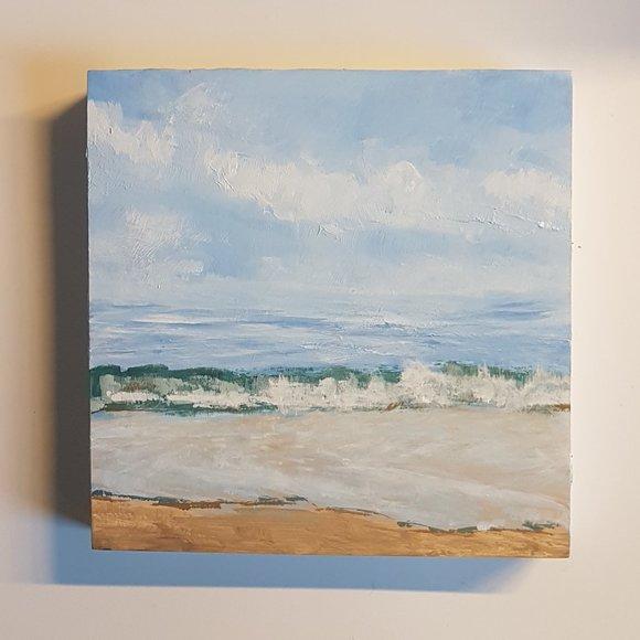 Original Painting - Beaches
